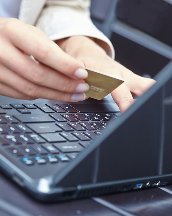 ecommerce online credit card processing