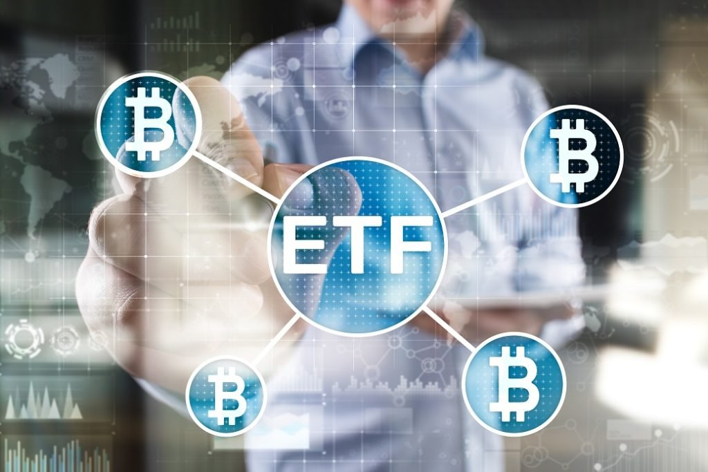 Credit card processing services for ETF cryptocurrency
