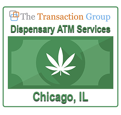 dispensary ATM services chicago IL