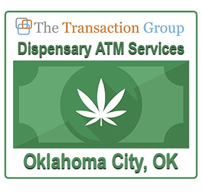 oklahoma city cannabis dispensary ATM services