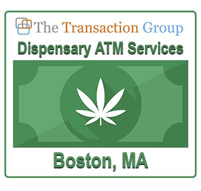 boston, MA cannabis dispensary marijuana ATM services