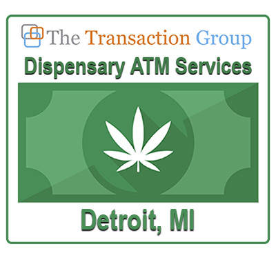 detroit, MI marijuana dispensary cannabis ATM services