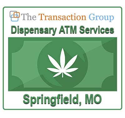 cannabis dispensary marijuana ATM services Springfield MO