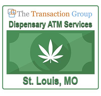 Marijuana Dispensary Cannabis ATM Services St. Louis MO